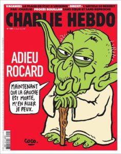 charlie rocard